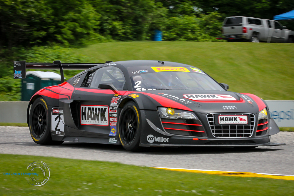 #2 Mike Skeen - Audi R8 Ultra - Hawk Performance