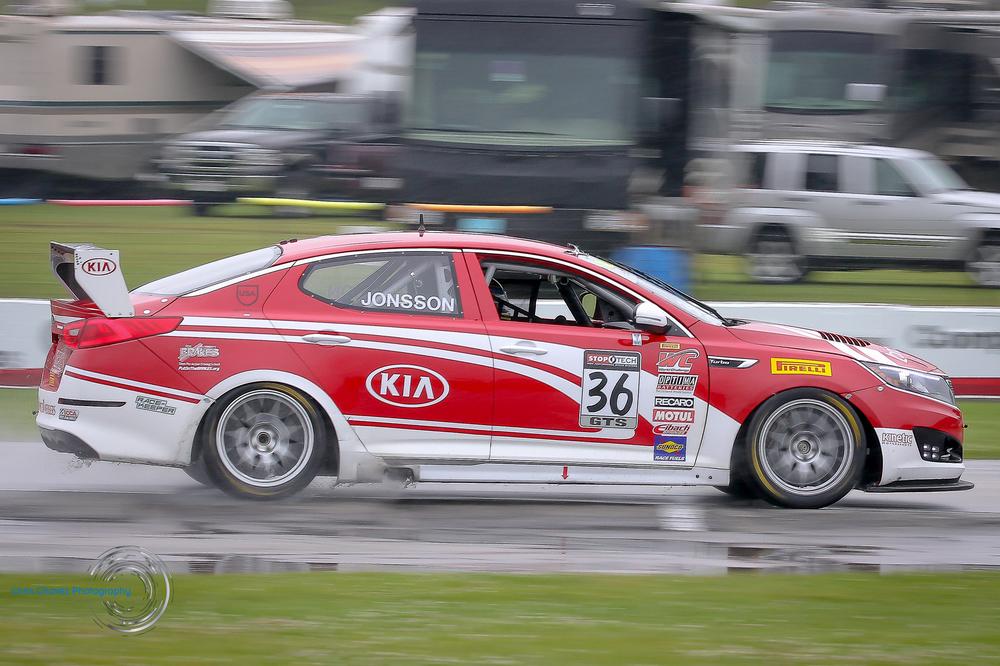 #36 Nic Jonsson - Kia Racing