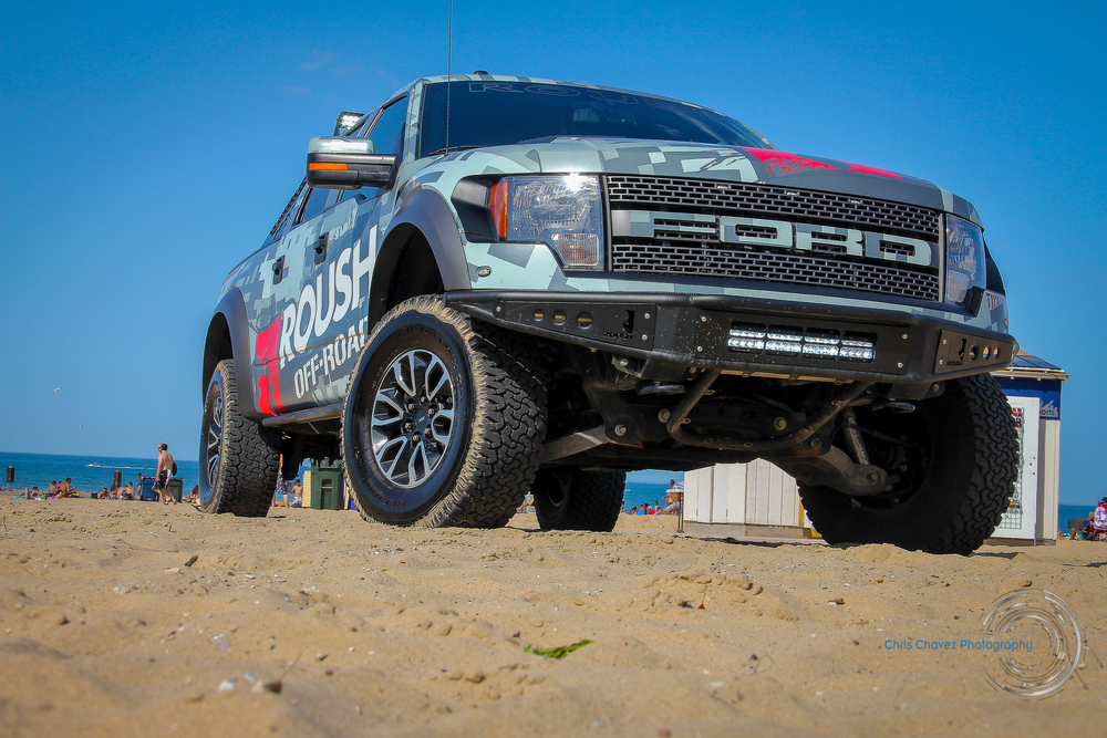 Roush Performance Ford SVT Raptor