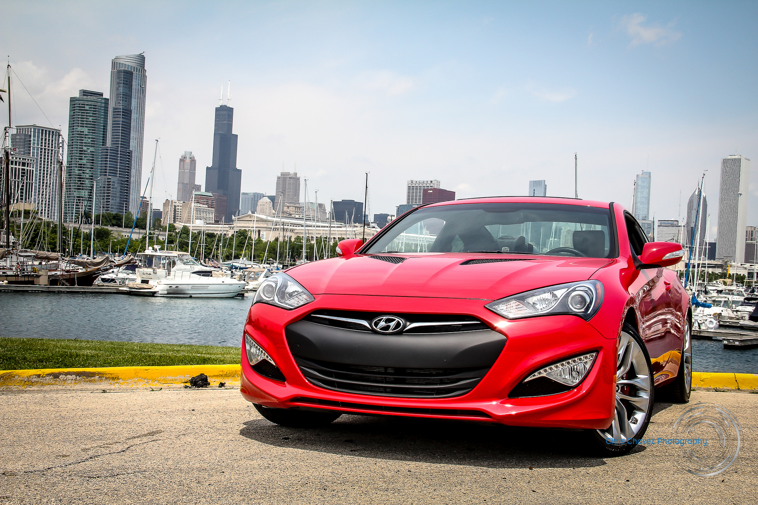 the priced hyundai quarters three automobile magazine genesis coupe at pricing matching news up