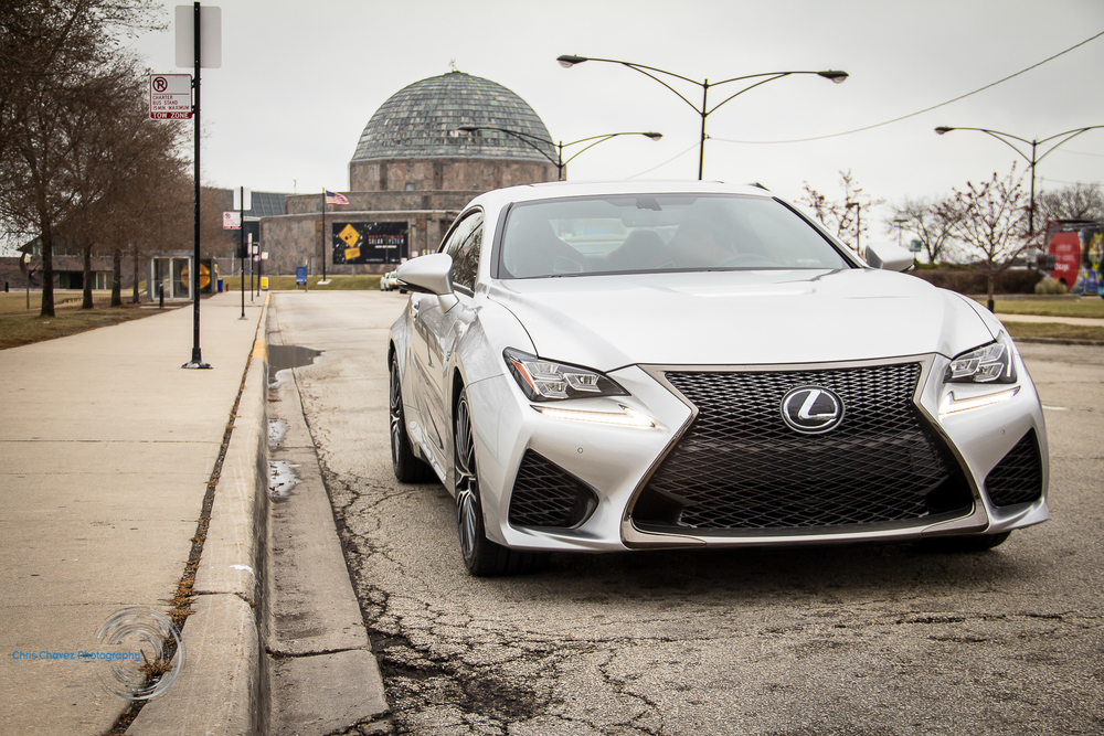 Click on Image to be redirected to Lexus official website