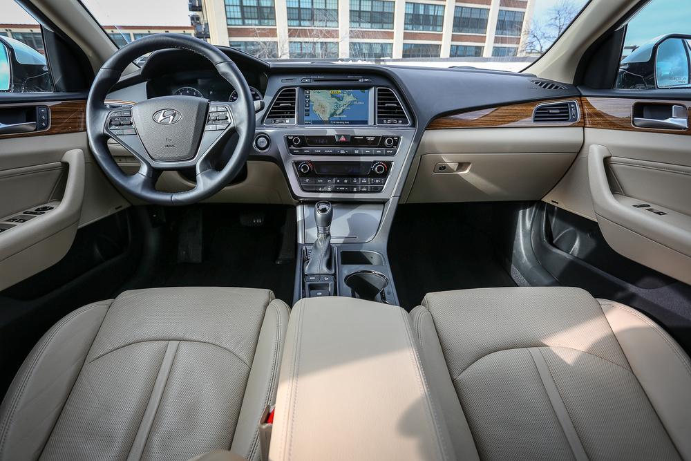 2015 Hyundai Sonata Limited Edition The Chavez Report