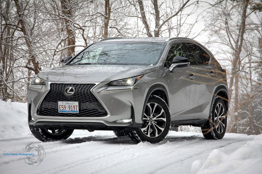 2015 lexus nx 200t awd f sport the chavez report. Black Bedroom Furniture Sets. Home Design Ideas