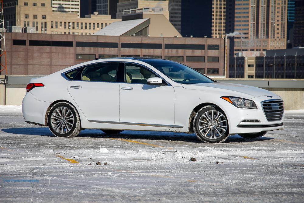 2015 Hyundai Genesis 3.8 RWD — The Chavez Report