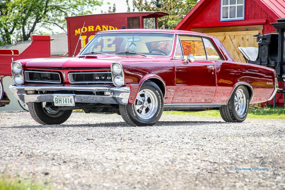 1965 Pontiac GTO — The Chavez Report