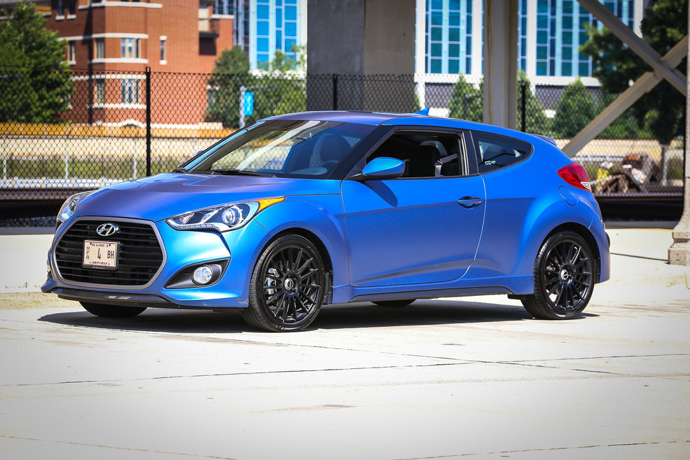 2016 hyundai veloster rally edition turbo the chavez report sciox Choice Image