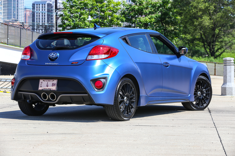 2016 Hyundai Veloster Rally Edition Turbo The Chavez Report