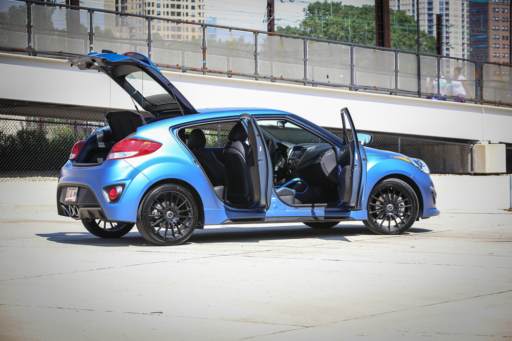 2016 Hyundai Veloster Rally Edition Turbo — The Chavez Report