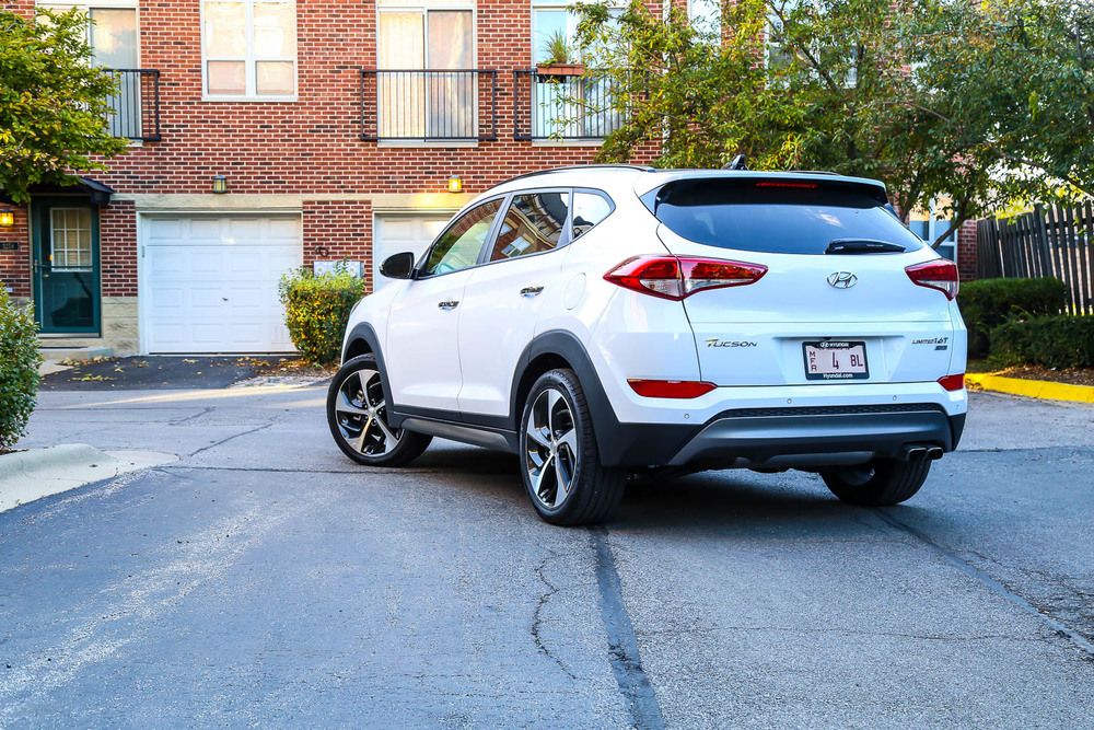 2016 hyundai tucson limited 1 6t awd the chavez report. Black Bedroom Furniture Sets. Home Design Ideas
