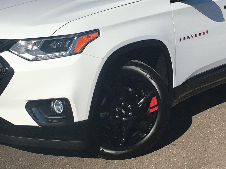 2018 Traverse Redline >> 2018 Chevrolet Traverse Redline Edition The Chavez Report