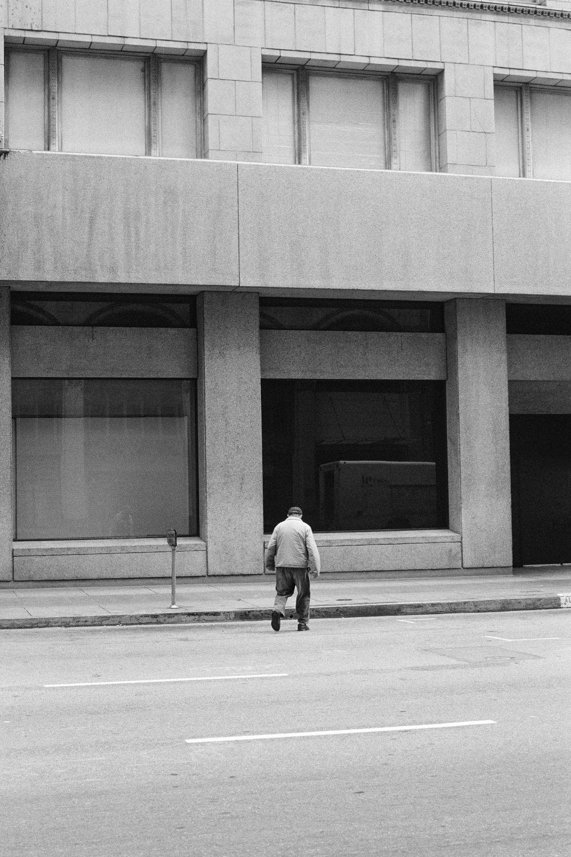 Los Angeles, 2016 35mm Film, B+W Mitchell Sturm