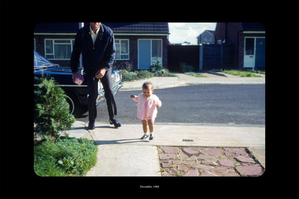 Mitchell Sturm- 'December, 1968' Borrowed Shoebox, Pt. II, 2015. Photograph 2.jpg