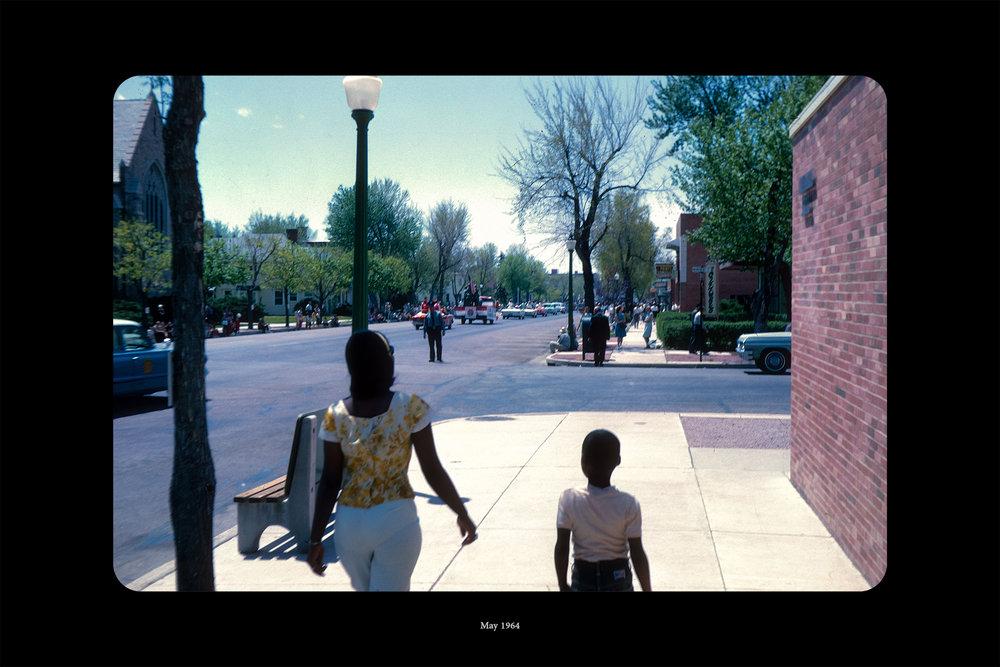 Mitchell Sturm- 'May, 1965' Borrowed Shoebox, Pt. II, 2015. Photograph2.jpg