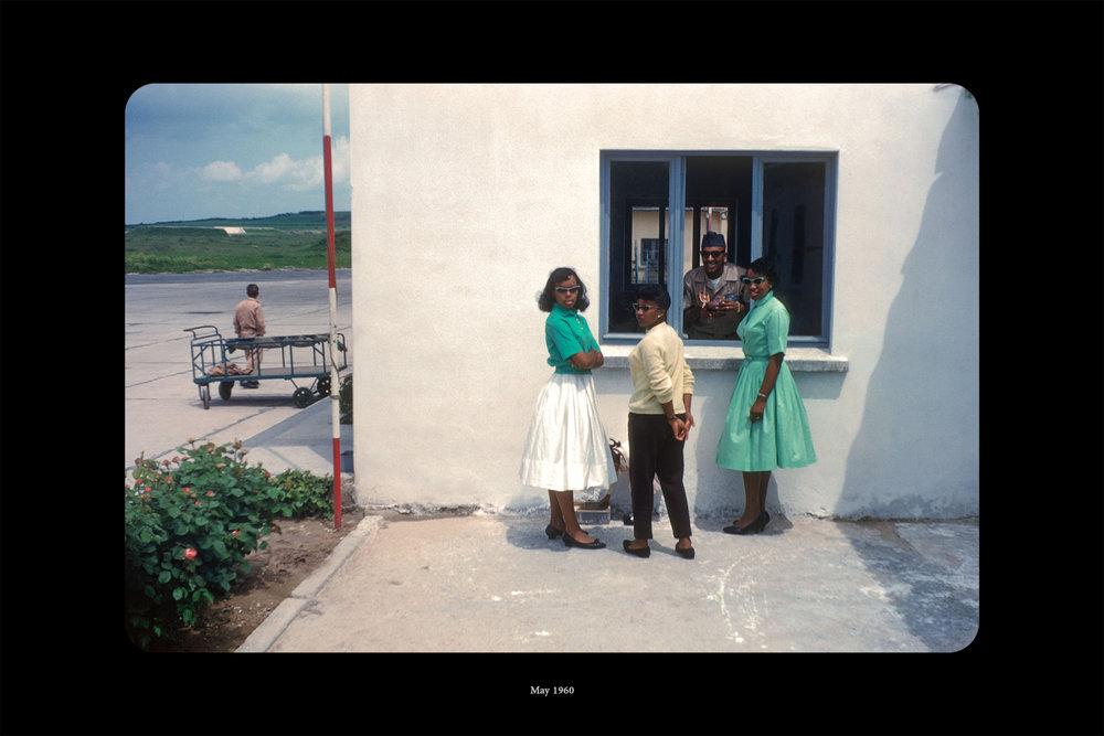 Mitchell Sturm- 'May 1960' Borrowed Shoebox, Pt. II, 2015. Photograph 2.jpg