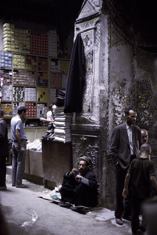 Shiraz Bazar 1967