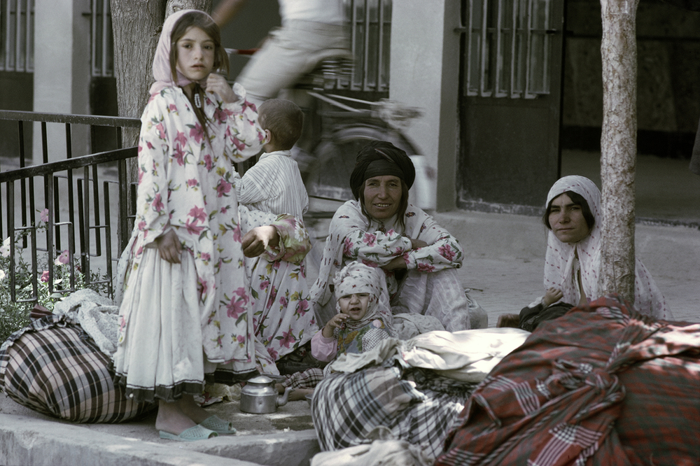 Migrant Tribal Women, Southern Iran 1967