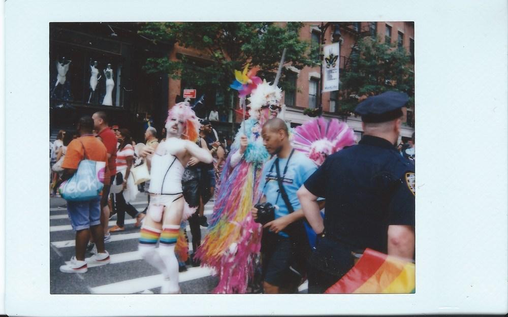 gay pride parade, nyc