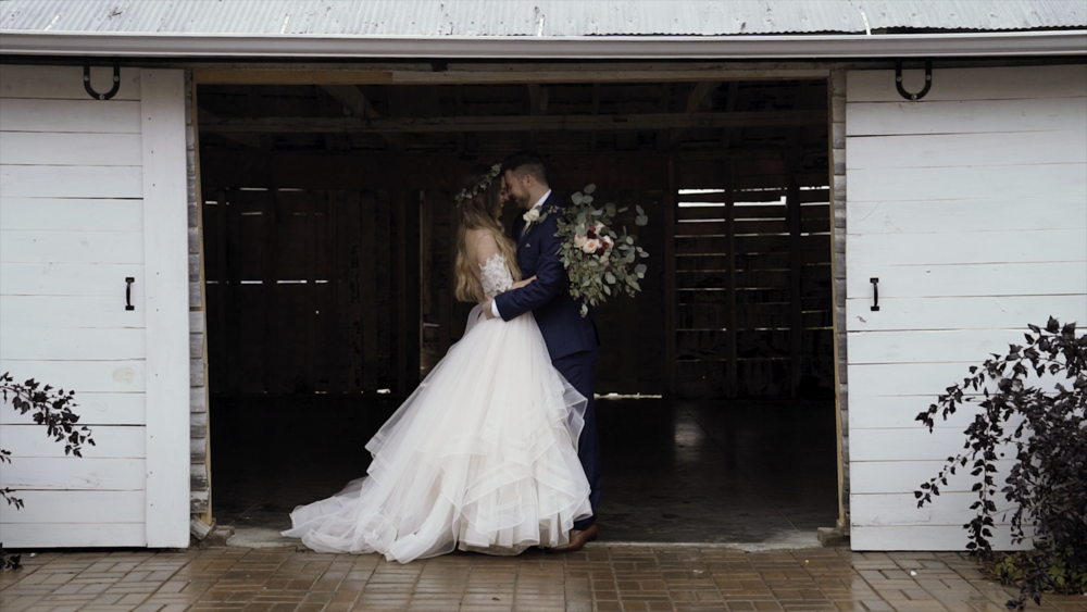 Hidden Meadow and Barn Wedding Video Tarah Alex Wisconsin Minnesota Videographer