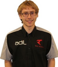 Sam Jarratt - Co-Project Manager & Head of Suspension
