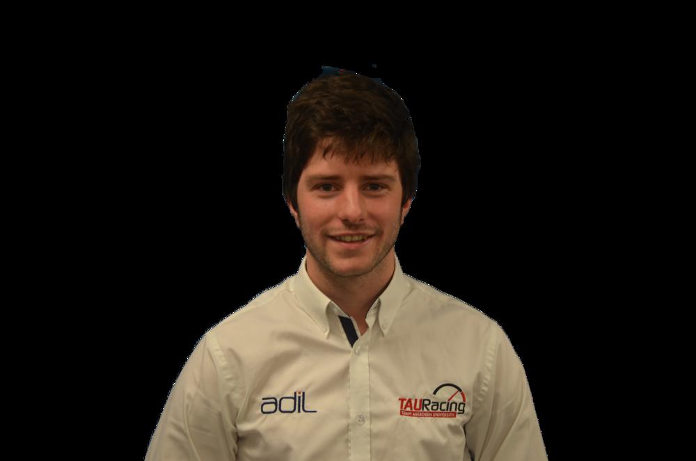 Calum Muir - Project Manager