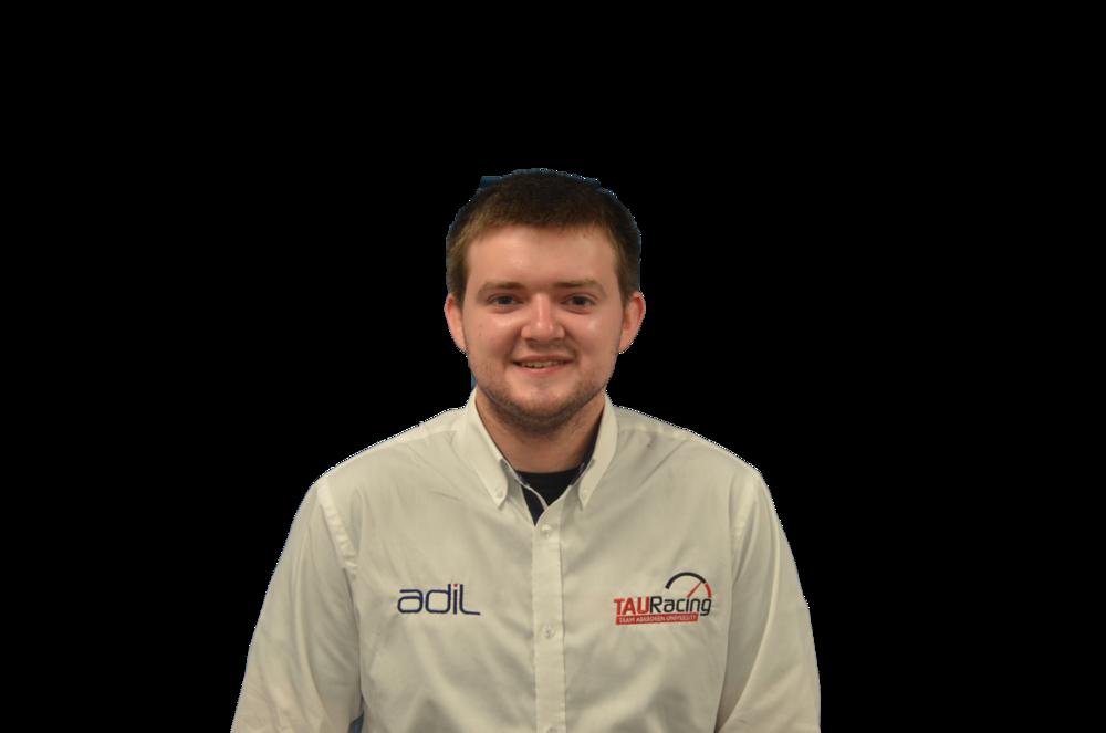 Callum McClusky -Head of Electrical Systems