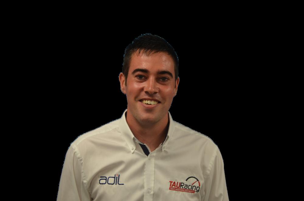 Max Hewitt -Head of Engine & Fuel System