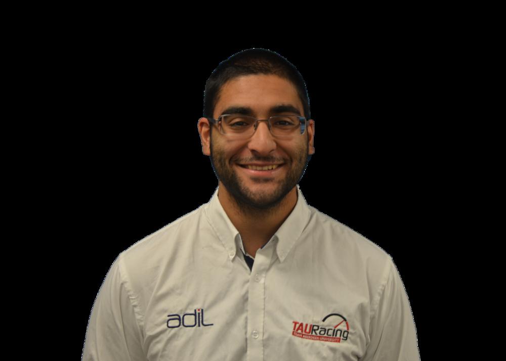 Omeed Sadeghi -Head of Powertrain