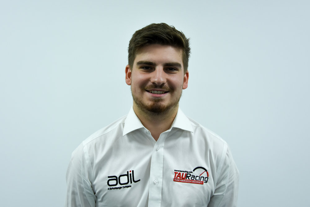 ARRAN GARDINER - Head of Chassis