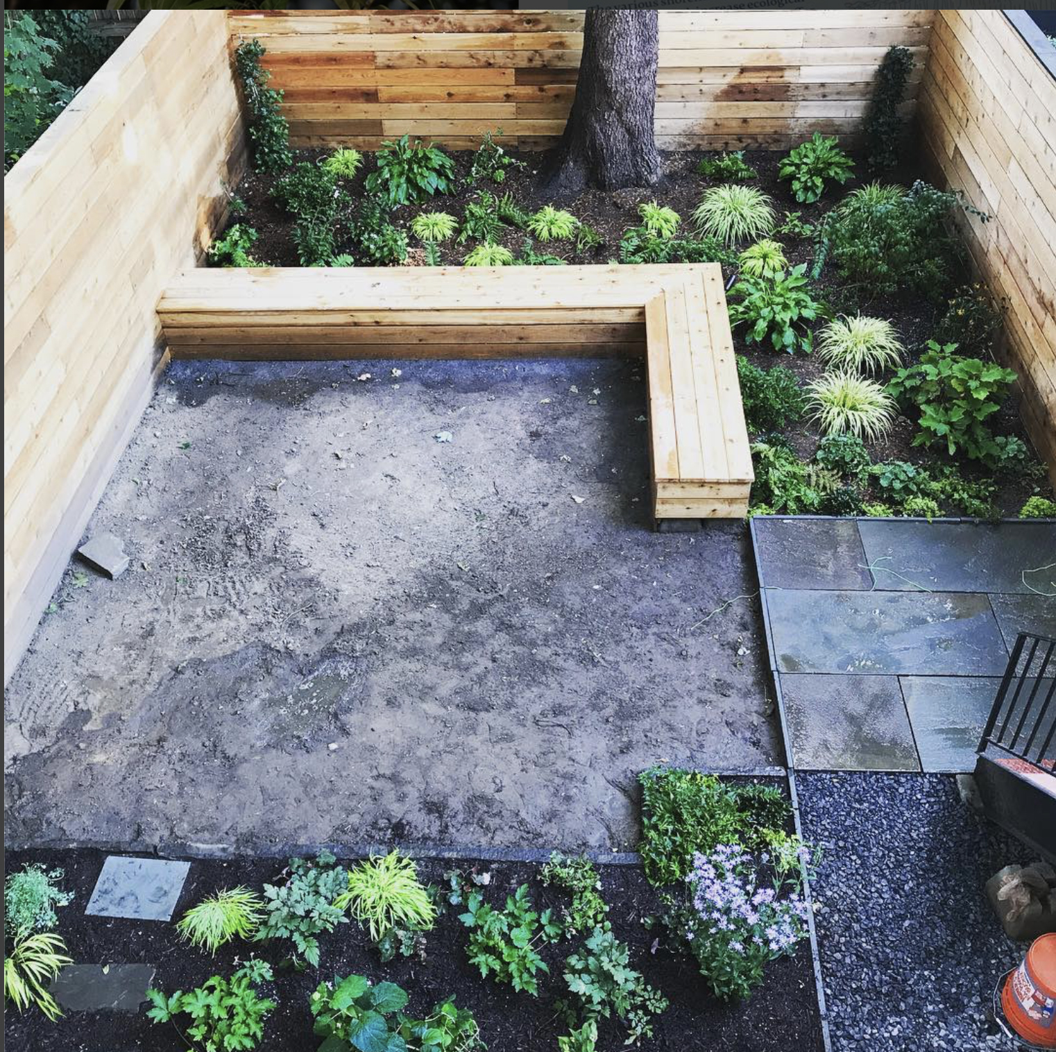Garden Design Brooklyn Model Blog  Twelve Gardens New York Landscape And Garden Design .