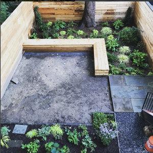 sep 8 2017 brooklyn brownstone city gardens backyard gardens landscape design landscape design build nyc gardens planting design brownstone - Garden Design Landscape