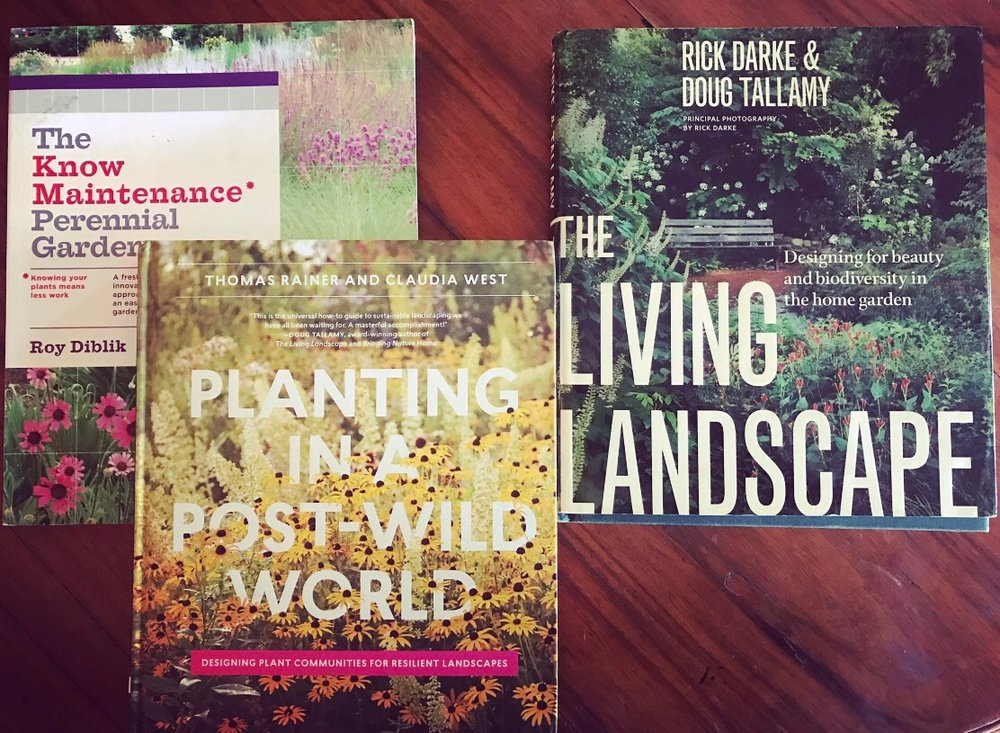 Timber Press titles in landscape design
