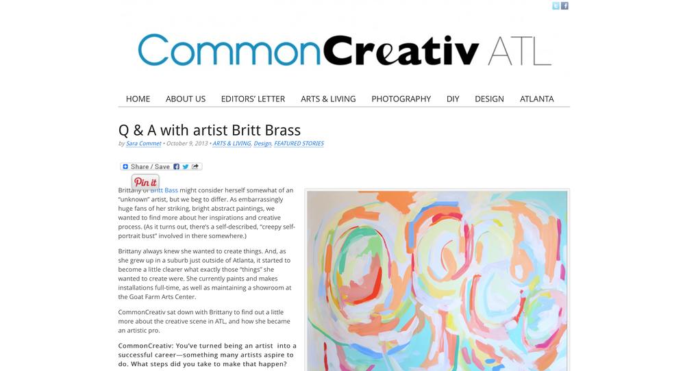 Common Creativ ATL