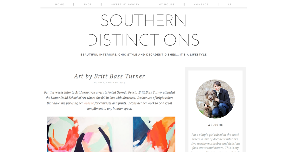 Southern Distinctions