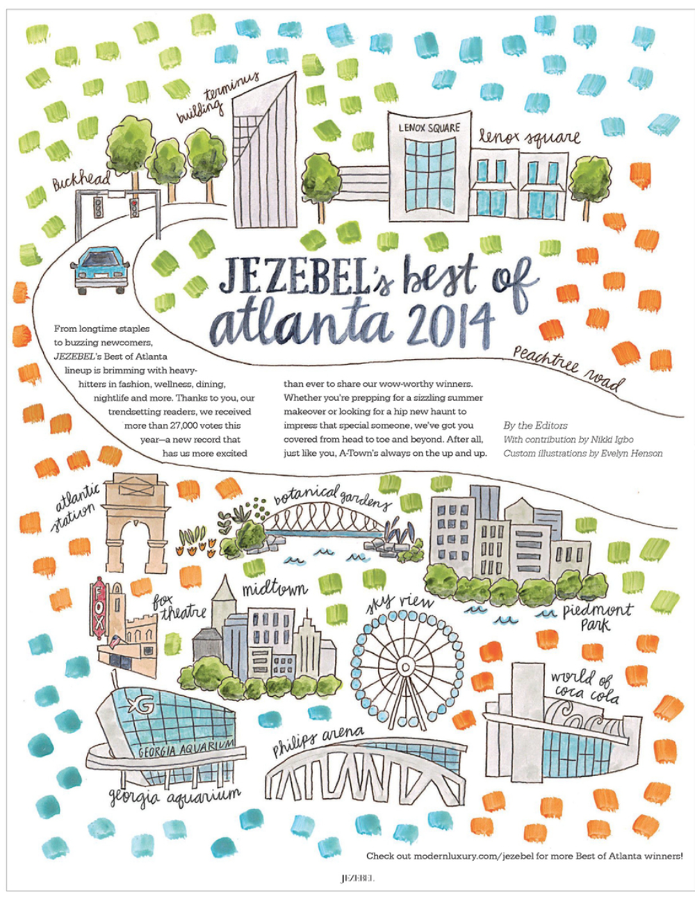 Jezebel Best of Atlanta