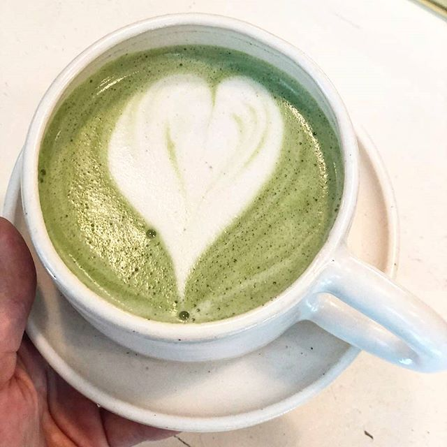 Yummy regram from @jilllindseystore! Perfect start to Monday! 🍵🌞 If you haven't been, swing by and check out her cute store. You'll definitely want to stay for a latte made with fresh NotMilk while you're there 😉😁 #matchamondays #freshNotMilk #freshforyou #happymonday #NotMilknyc #freshisbest #nycfood #shoplocal #realfood #nofillers