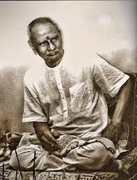 Nisargadatta Maharaj. (1897 – 1981) Indian teacher of Non-dualism. A book of collected dialogues of him and his students, I Am That, gave him worldwide recognition.