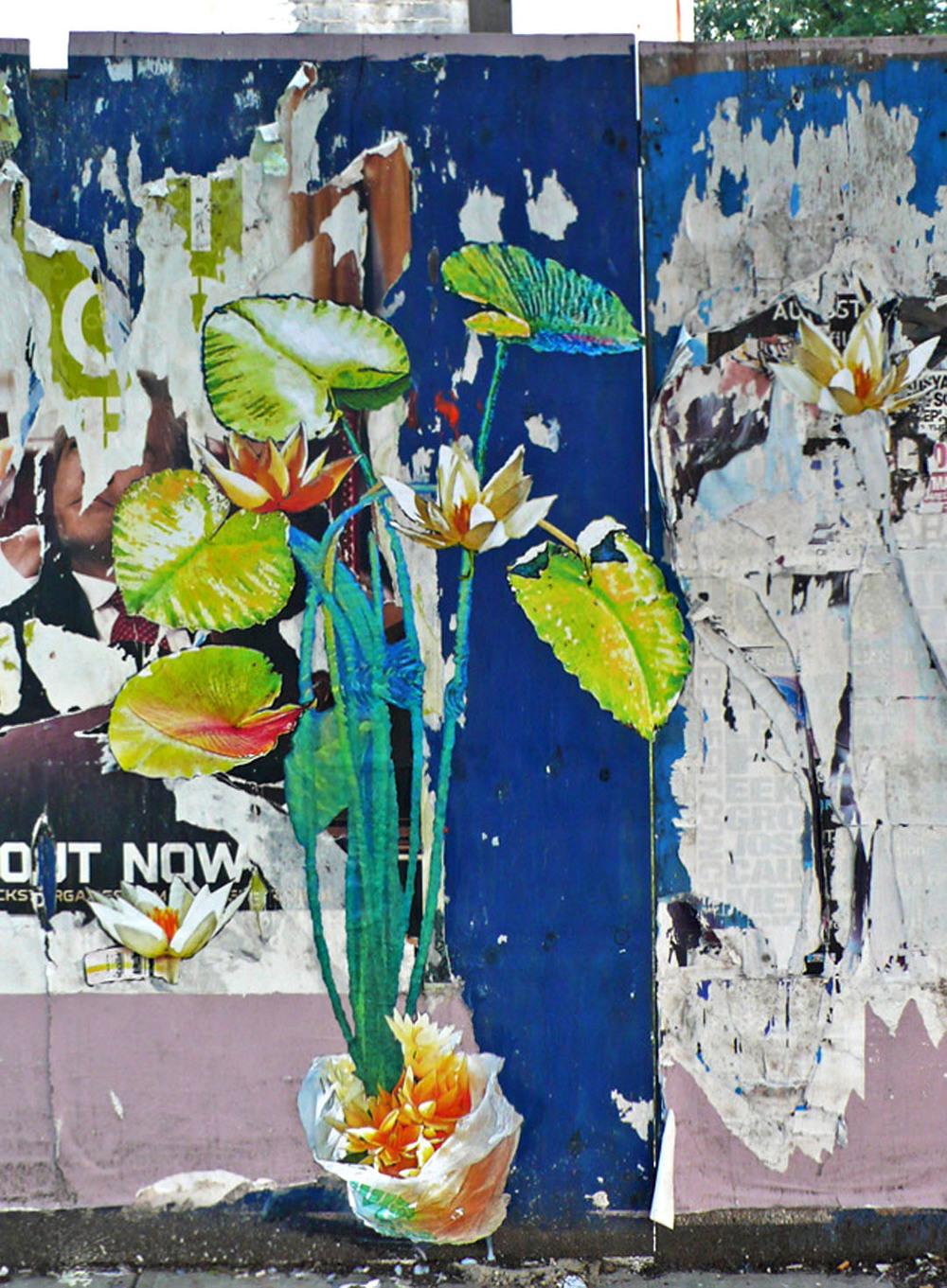 Lily Lotus on Varick St., NYC