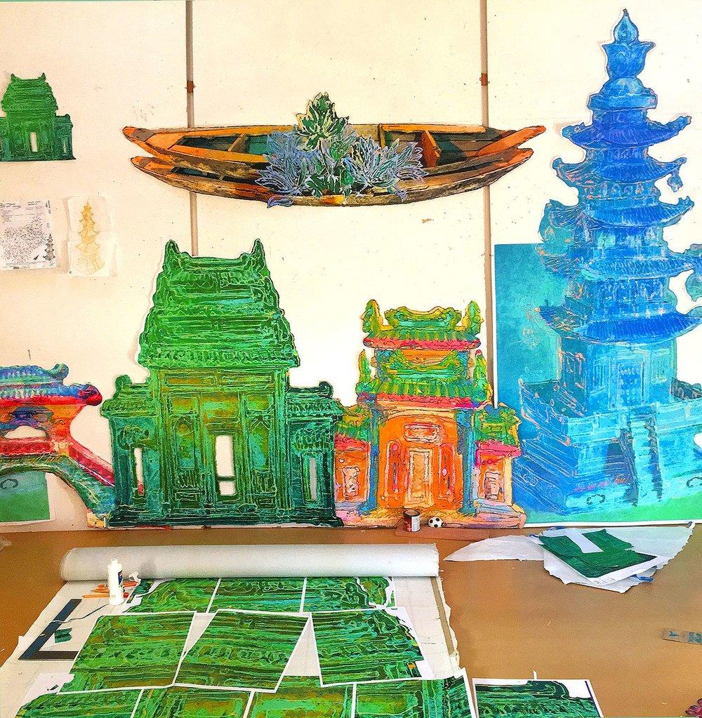 Studio Asian Inspiration