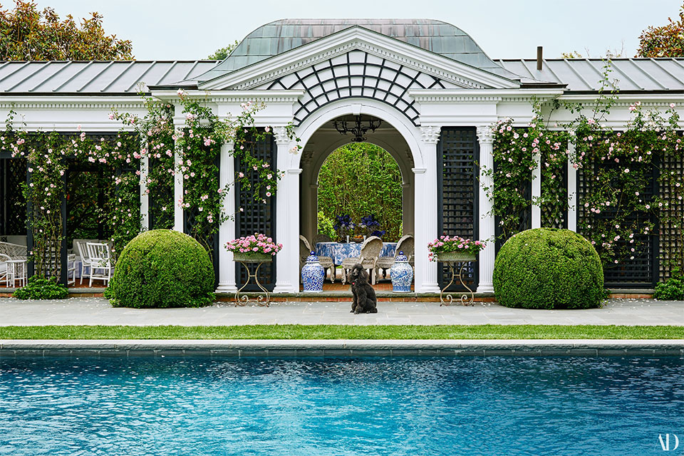 Décor: Inside The South Hampton Home Of Tory Burch -