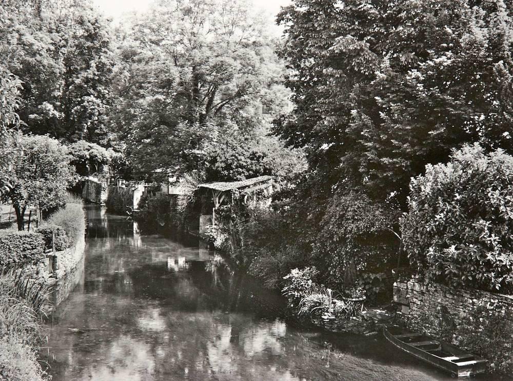 Canal (Le Bugue, France)