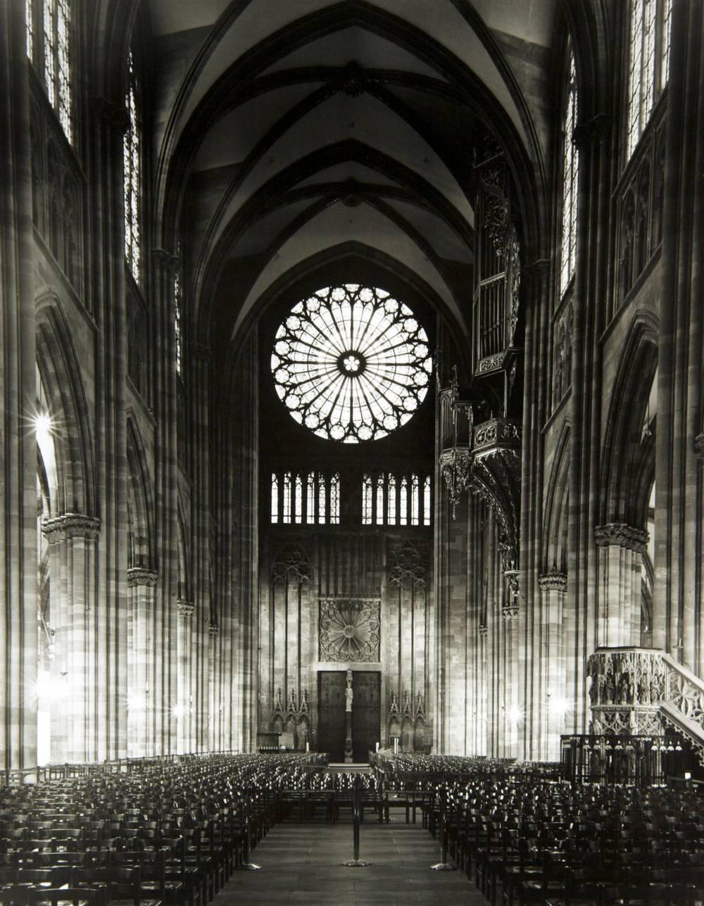 Notre Dame in Strasbourg (France)