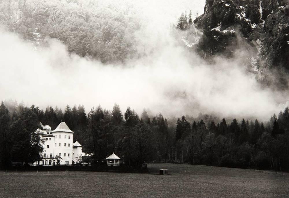 Morning Fog (Schönau im Königssee, Germany)