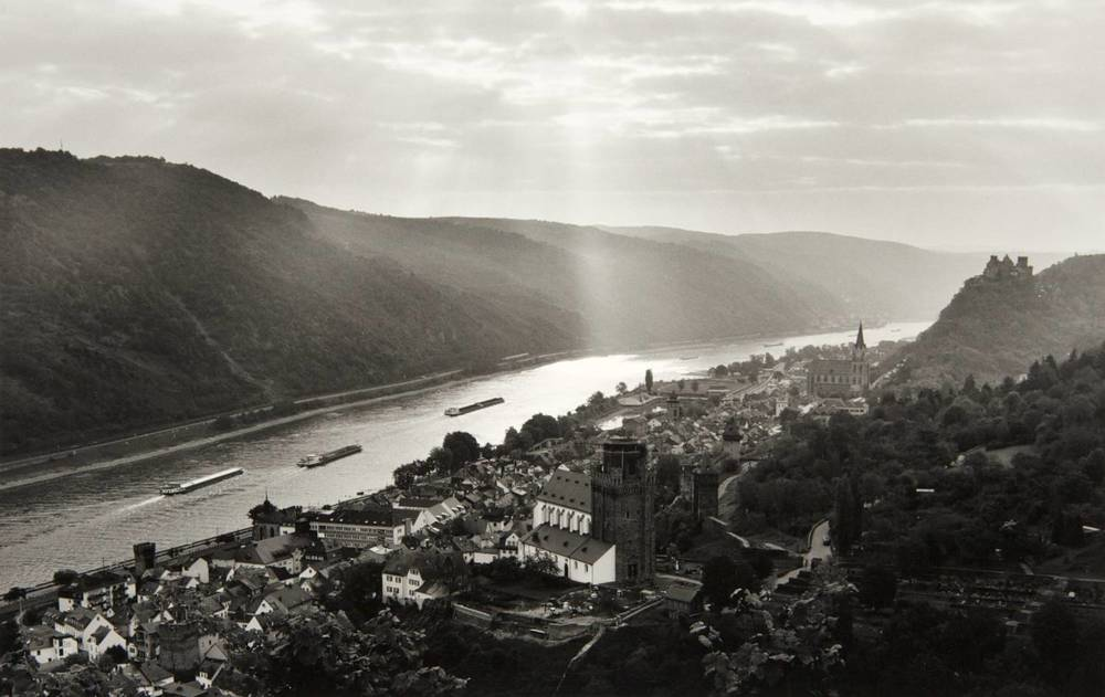 Romantic Rhine (Oberwesel, Germany)