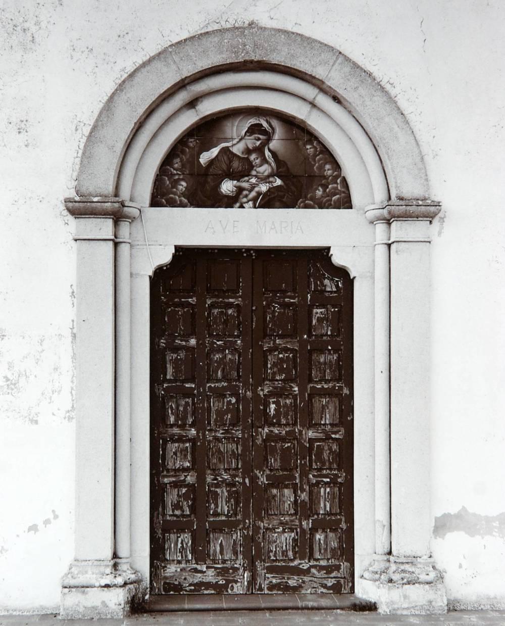 Cemetery Chapel (Le Marche, Italy)