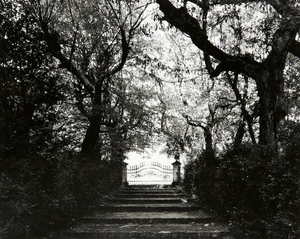 Gate (Valsanzibio Garden, Italy)