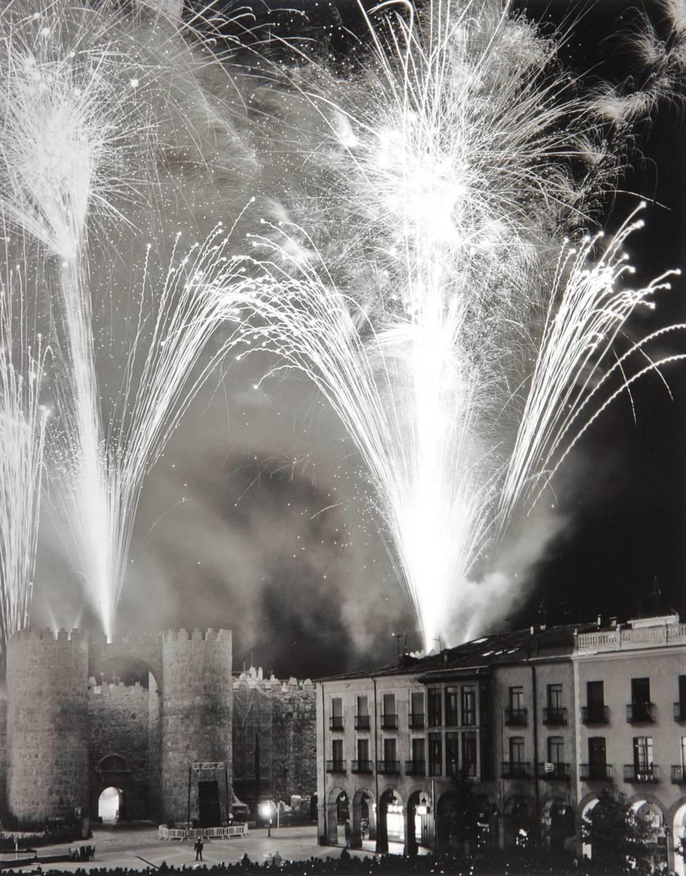 Festival in Ávila (Spain)