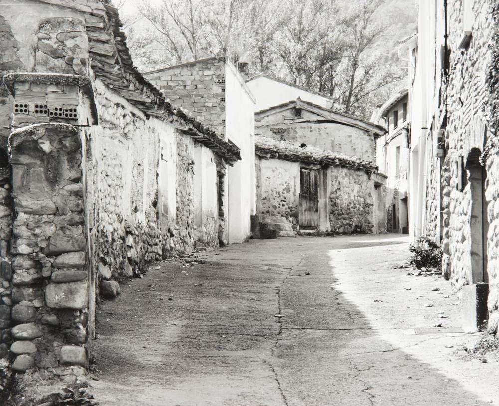 Village Street (Las Ruedas de Ocón, Spain)