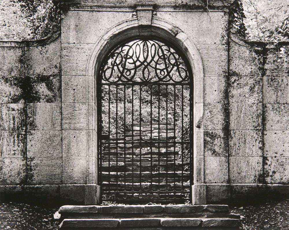 Dumbarton Oaks Estate Gate (Washington DC)