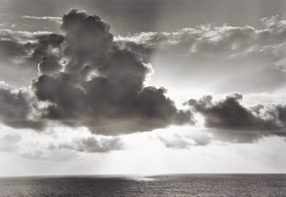 Morning Clouds (Atlantic Ocean)