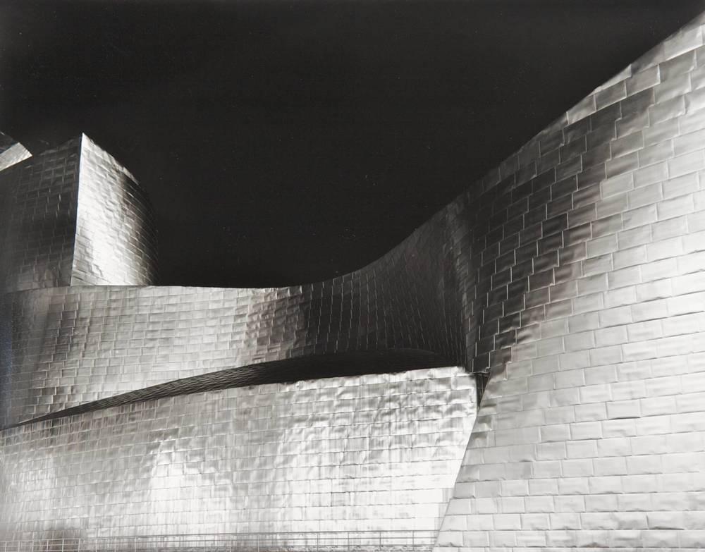 Guggenheim Night Form (Bilbao, Spain)
